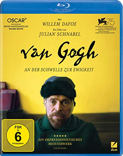 Van Gogh - An der Schwelle zur Ewigkeit [Blu-ray]