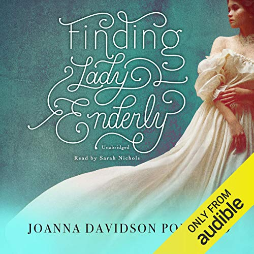 Finding Lady Enderly audiobook cover art
