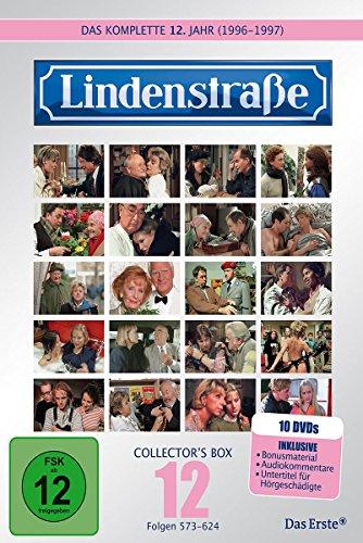 Die Lindenstraße - Das zwölfte Jahr (Folge 573-624) (Collector's Box, 10 DVDs)