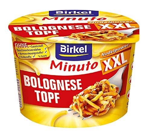 Birkel Minuto XXL Bolognese-Topf, 6er Pack (6x78g)