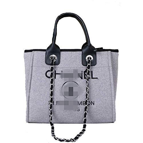 Canvas Tote Shopping Women's Bag Large Capacity Shoulder Bags Work Laptop for Women Handbags
