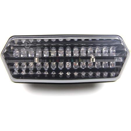 Led Bremslicht Mit Integrierten Blinker Für Msx Cbr650f Cb650f Ctx 700 Getönt Auto