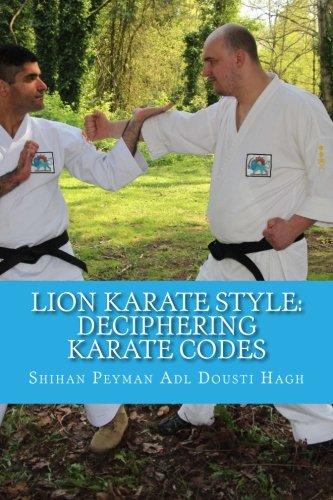 Lion Karate Style: Deciphering Karate Codes