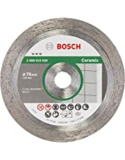 Bosch 2608615020 Disque à tronçonner diamanté best for ceramic 76 mm 1,9 mm 10 mm