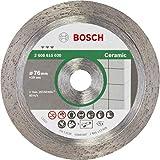 Bosch Professional - Disco de diamante Best (Para cerámica, diámetro de 76 mm, diámetro del orificio: 10.00 mm)