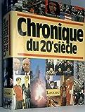 Chronique du 20e siecle - Larousse - 15/01/1993