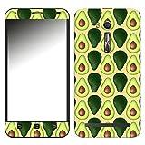 Disagu SF-107220_1120 Design Folie für Asus ZenFone Go TV (ZB551KL) - Motiv Avocados Lined orange