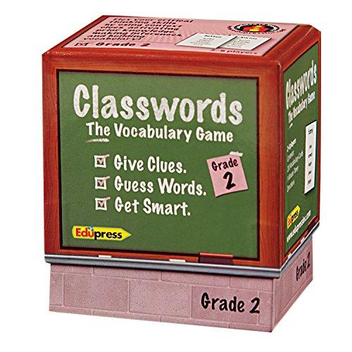 Edupress Classwords Game, Grade 2 (EP63750)