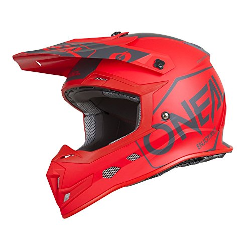 O'Neal Helm 5Series Hexx Rot Gr. M