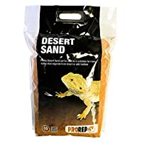Fine silica sand Already pre washed and dried Suitable for species originating from dry environments Natural product Guaranteed free from heavy metals