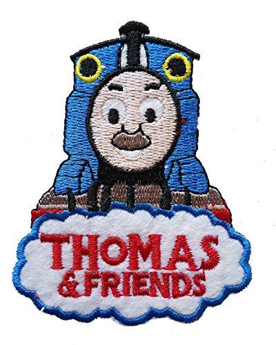 grand-père grand-père Thomas le petit train et ses amis fer à repasser sur coudre sur badge brodé appliqué Patch à partir de PatchWOW