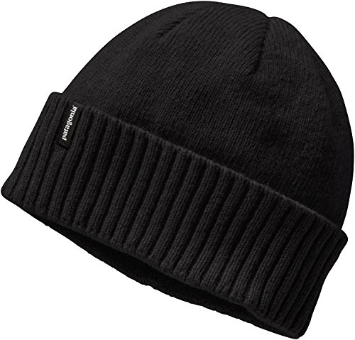 Patagonia Brodeo Beanie, Black, One Size