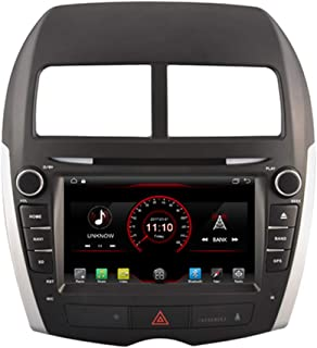 Mirror Link 2011-2015 Capacitive GPS Radio Touchscreen Bluetooth WiFi Android 8.1 in Dash Stereo Car MP5 Player 10.2 inch for Mitsubishi ASX