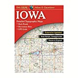 DeLorme Atlas & Gazetteer: Iowa