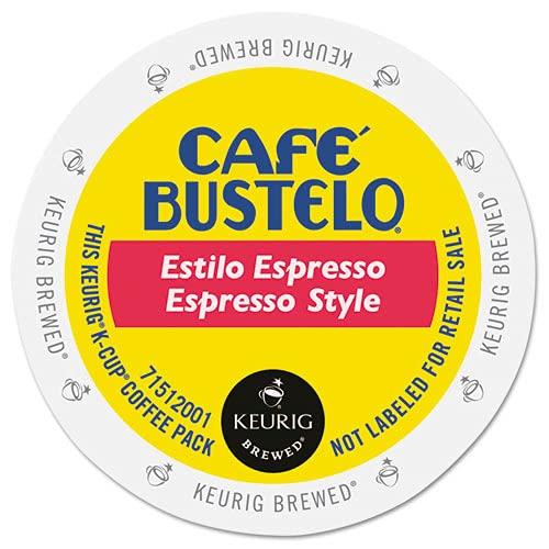 Cafe Bustelo Espresso K-cups 96ct