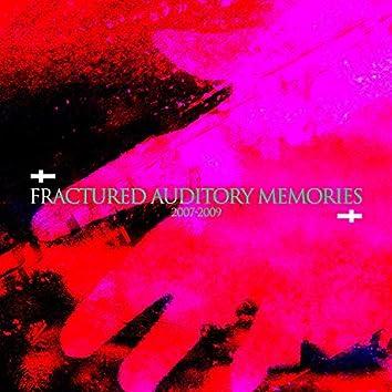 Fractured Auditory Memories I-IX