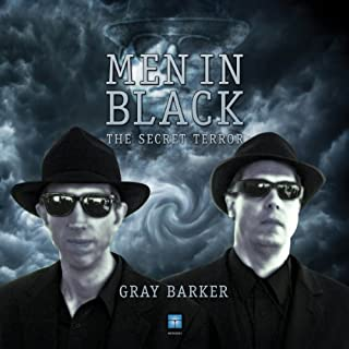 Men in Black audiobook cover art