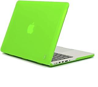 aiino - Custodia Matte compatibile per MacBook Pro Retina 15, Modello A1398 - Green