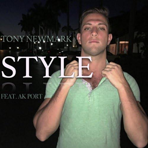 Tony Newmark feat. AK Port