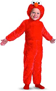 Disguise Inc - Elmo Plush Deluxe Child Costume