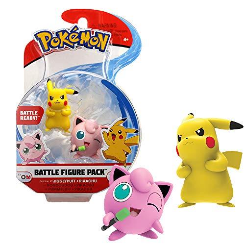 Pack de figurines Pokémon