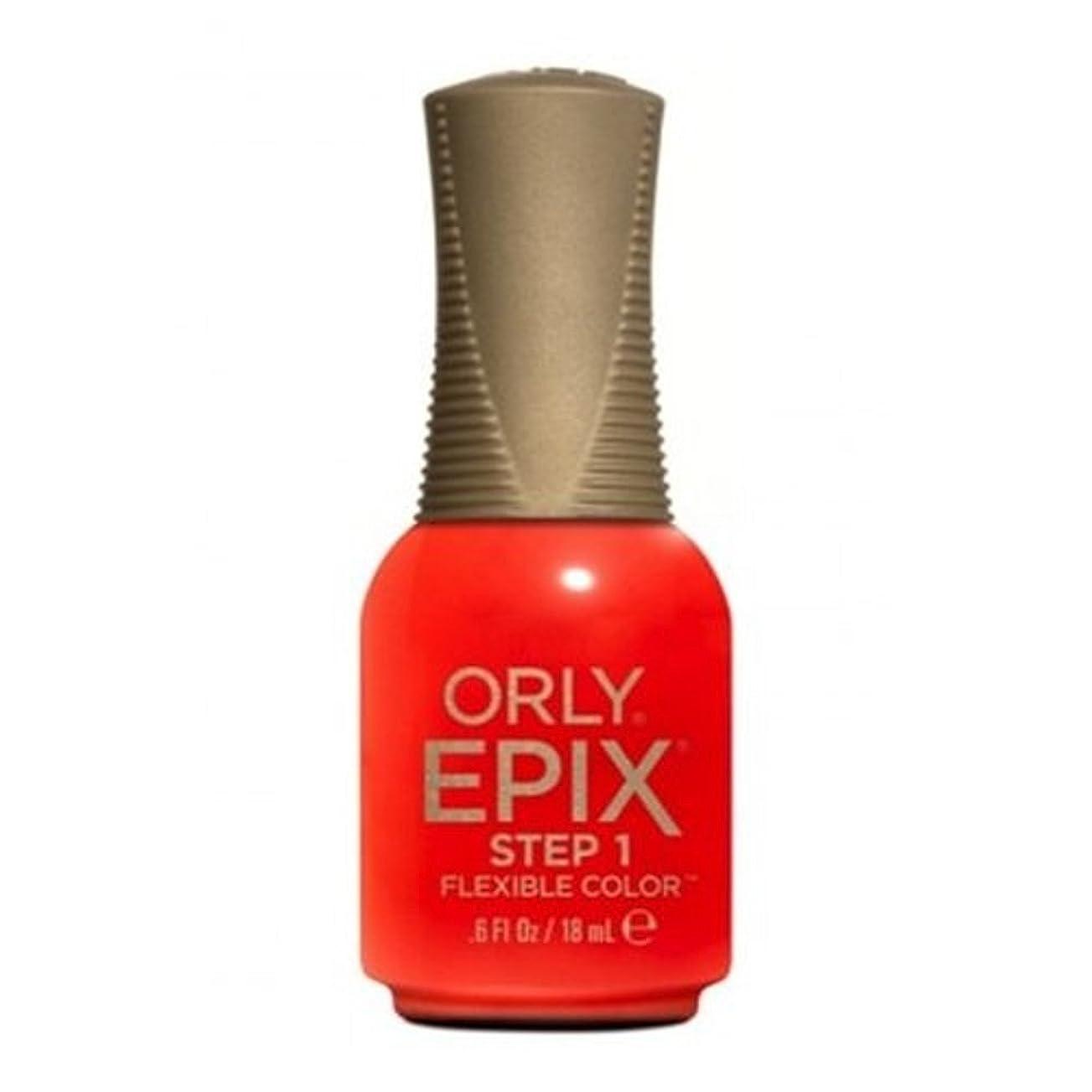 ありそうたくさんのはちみつOrly Epix Flexible Color Lacquer - Cahuenga Pass - 0.6oz / 18ml