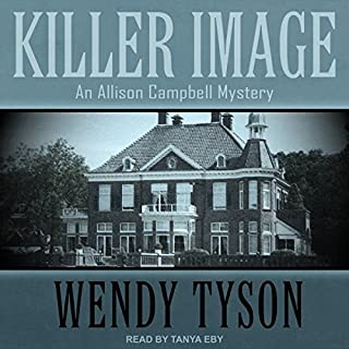 Killer Image audiobook cover art