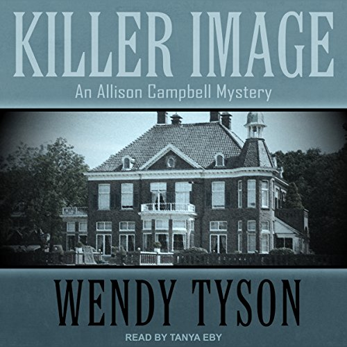 Killer Image audiobook cover art