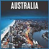 Australia 2021 Calendar: Official Australia Travel Wall Calendar 2021, 18 Months