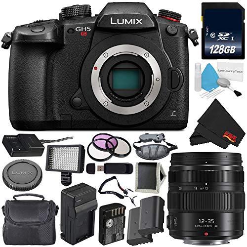 Buy Panasonic Lumix DC-GH5S Mirrorless Micro Four Thirds Digital Camera International Version + Pana...