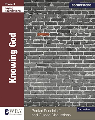 Knowing God: for Leaders (English Edition)