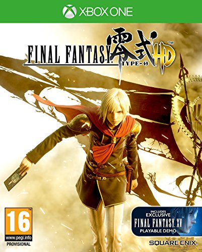 Final Fantasy Type-0 Hd Day 1 Edition Xbox1 [