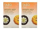 Tazo Chai Pumpkin Spice :: Box of 20 Teabags (2 Pack)