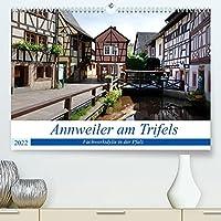 Annweiler am Trifels - Fachwerkidylle in der Pfalz (Premium, hochwertiger DIN A2 Wandkalender 2022, Kunstdruck in Hochglanz): Spaziergang durch Annweiler am Trifels (Monatskalender, 14 Seiten )