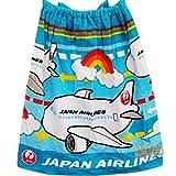 丸眞 60丈スナップ付タオル JAL「エアウェイ」 0310402100