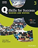 Q: Skills for Success 2E Reading and Writing Level 3 Student Book