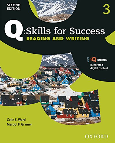 Q Skills for Success (2nd Edition). Reading & Writing 3. Student's Book Pack