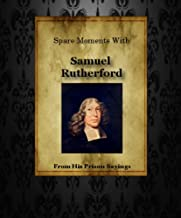 The Prison Sayings of Samuel Rutherford