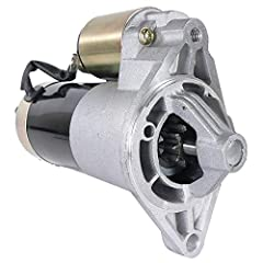 Specs : Unit Type : Starter, Voltage : 12, Rotation : CW, Teeth : 10, KW : 1.7, Starter Type : PMGR Compatible with/Replacement for AC DELCO : 323-1047, 336-1493, ANDRE NIERMANN : 117005, 117006, ARROWHEAD (OEM) : BSR604X, M1T74283, ARROWHEAD : SMT00...