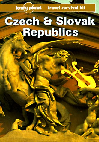 Lonely Planet Czech and Slovak Republics (Lonely Planet Travel Survival Kit)