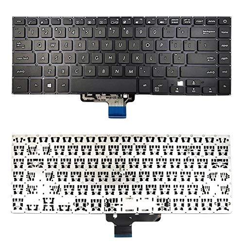 WXX Teclado versión de los EEUU for ASUS VivoBook S15 S510 S510U S510UA S510UA-DS51 S510UA-DS71 S510UA-RB31 S510UA-RS31
