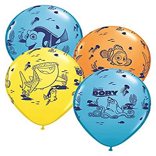 25 Ballon Dory Latex Taille 27 cm (11)