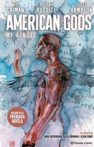 American Gods Sombras Tomo nº 02/03 (Biblioteca Neil Gaiman)