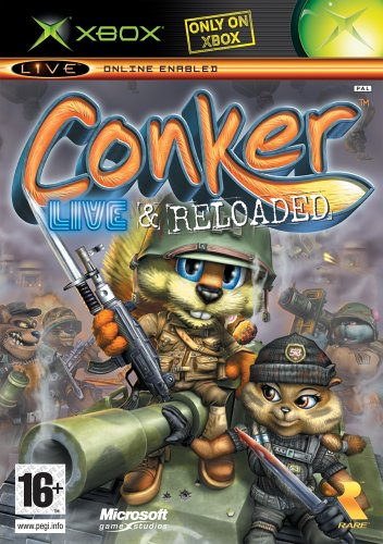 Conker: Live & Reloaded (Xbox)