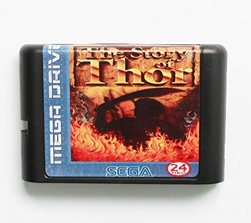 The Story of Thor 16 Bit Md Game Card for Sega Mega Drive for Genesis