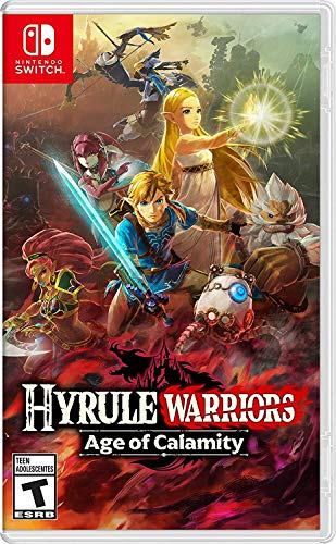 Hyrule Warriors: Age of Calamity (Switch) $49.99