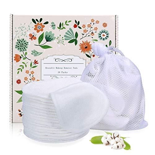 TOPOINT Reusable Cotton Makeup Pads