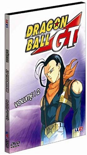Dragon Ball GT-Volume 12