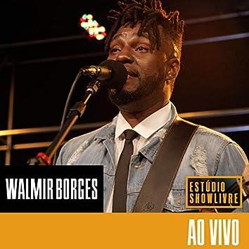 Walmir Borges no Estúdio Showlivre (Ao Vivo)