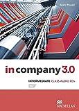 Intermediate: in company 3.0. 2 Class Audio-CDs